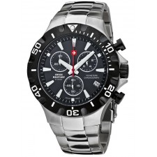 Часы Swiss Military by Chrono Heavy Sport 20087BI-1M