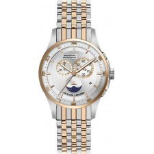 Мужские часы Jacques Lemans London Moonphase 1-1447G