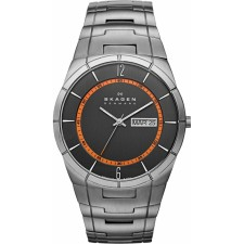 Мужские часы Skagen SKW6008 Links Titanium