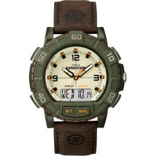 Мужские часы Timex T49969 Expedition Double Shock с хронографом