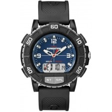 Мужские часы Timex T49968 Expedition Double Shock с хронографом