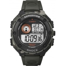 Мужские часы Timex T49981 Expedition Vibe Shock с хронографом